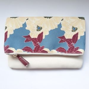 Rachel Pally Reversable Leather Purse